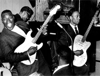 Hubert Sumlin and Others on Howlin' Wolf's Smokestack Lightning