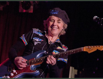 "Debbie Davies – ""Done Sold Everything"" Live in The BluesMobile"