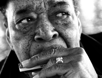 Blues Harmonica Legend James Cotton Receives Grammy Nomination