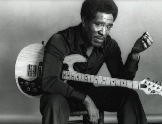 Johnny Copeland Performs Live in The BluesMobile Studios
