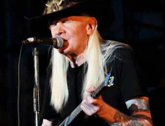 The BluesMobile Celebrates Johnny Winter and His 70th Birthday