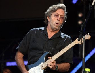Celebrate Eric Clapton's Birthday with The BluesMobile