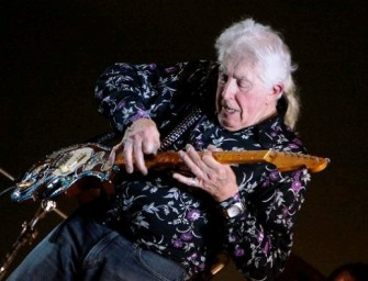 John Mayall joins Elwood Blues this week in the BluesMobile