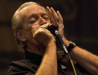 Elwood is Thrilled to Welcome Charlie Musselwhite Back to the Bluesmobile