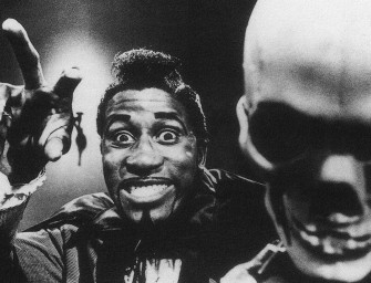 C.C. Rider Venerates: Screamin' Jay Hawkins