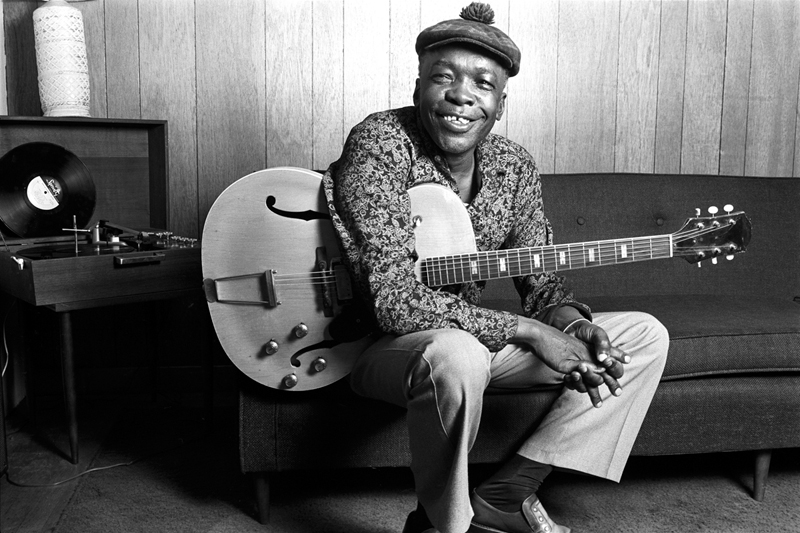 Image result for john lee hooker