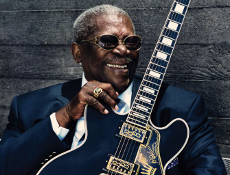 B.B. King in Home Hospice Care