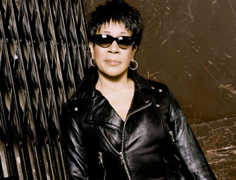 Bettye LaVette hops in the front seat of The BluesMobile