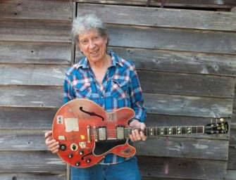 VIDEO: Elvin Bishop's Studio Tour!