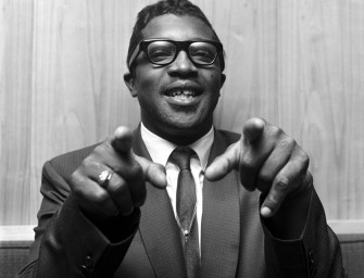 C.C. Rider Venerates: Bo Diddley