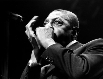 C.C. Rider Venerates Sonny Boy Williamson