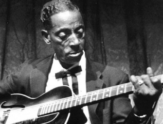 C.C. Rider Venerates Mississippi Fred McDowell