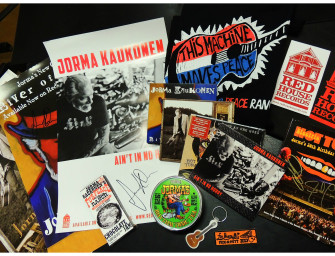 Enter to Win: Jorma Kaukonen Super Fan Giveaway!