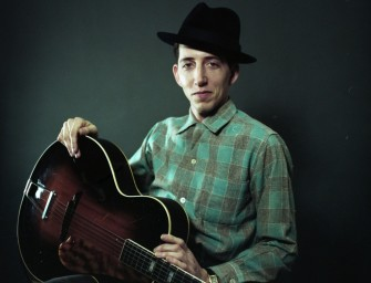 Pokey LaFarge takes a spin in the BluesMobile this weekend!