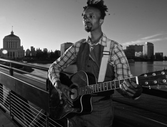 Fantastic Negrito Rides in the BluesMobile this weekend!