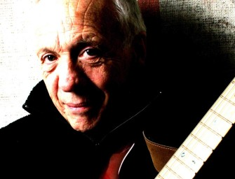 "Elwood's Blues Breaker: Robin Trower ""Something's About to Change"""