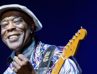 THIS WEEKEND: Buddy Guy's 80th Birthday!