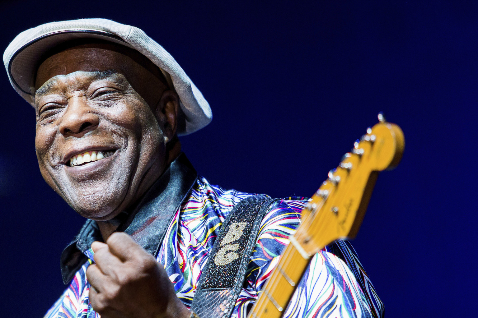 Legendary blues musician Buddy Guy coming to del Lago