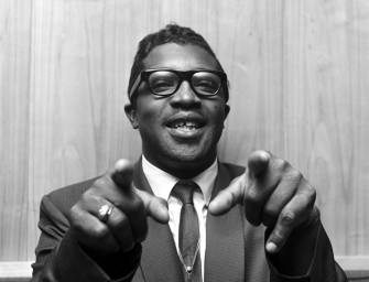 C.C. Rider Venerates: Bo Diddley on the Ed Sullivan Show