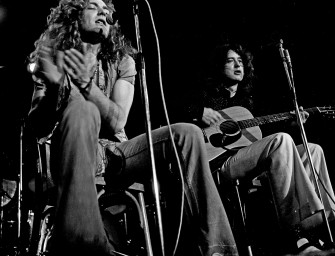 The Blues of Led Zeppelin: This Weekend in The BluesMobile