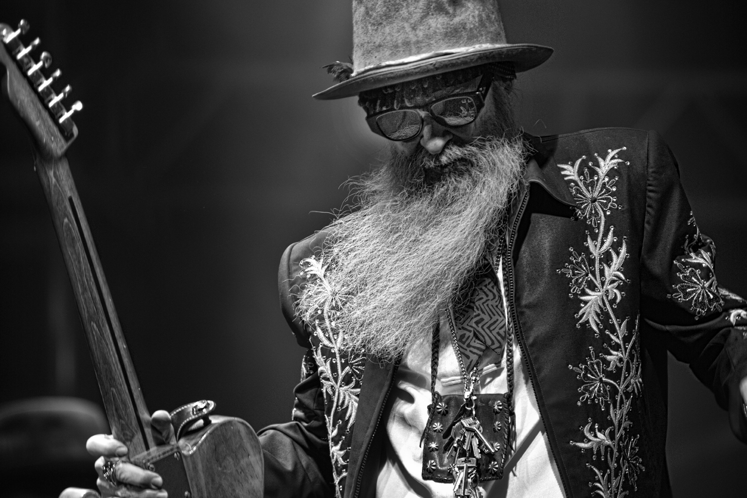 billy gibbons harmonics