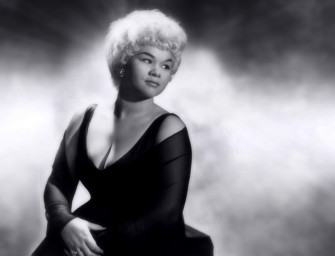 C.C. Rider Venerates: Etta James