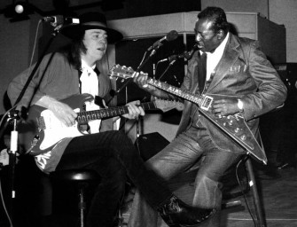 Under the Hood: Jimmie Vaughan on SRV & Albert King