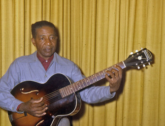 C.C. Rider Venerates: Lonnie Johnson