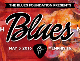 2016 Blues Music Award Winners Announced