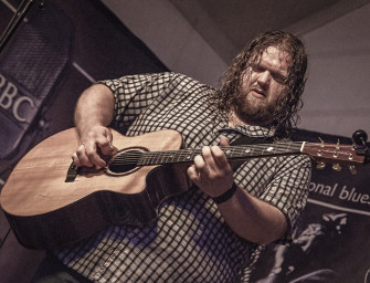 Matt Andersen in The BluesMobile This Weekend!