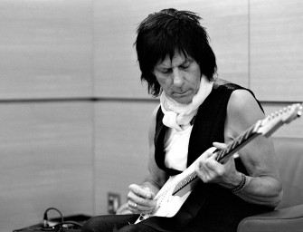 Under the Hood: Jeff Beck on Exploring New Sounds