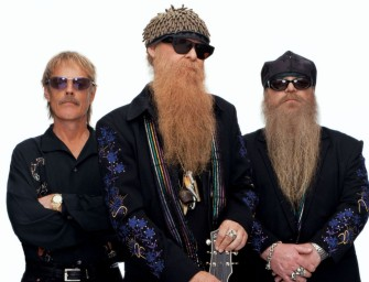 THIS WEEKEND: The Blues of ZZ Top