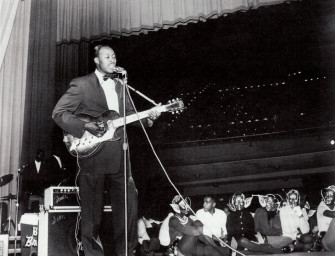 C.C. Rider Venerates: Jimmy Reed