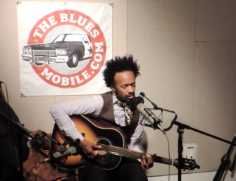 "Fantastic Negrito performs ""Rant Rushmore"" Live in The BluesMobile"