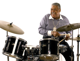 THIS WEEKEND: Blues Drummers