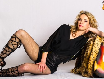 THIS WEEKEND: Ana Popovic in The BluesMobile!